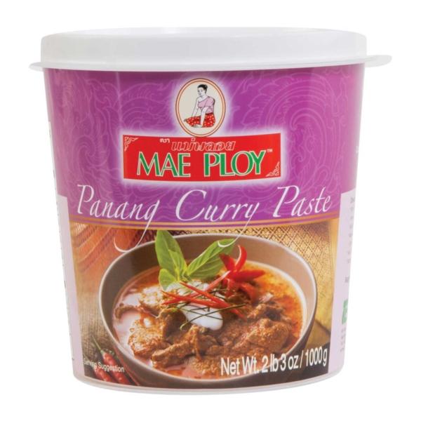 Panang Curry Paste Mae Ploy Surya Foods Uk